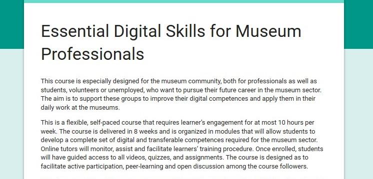 essential-digital-skills-for-museum-professionals