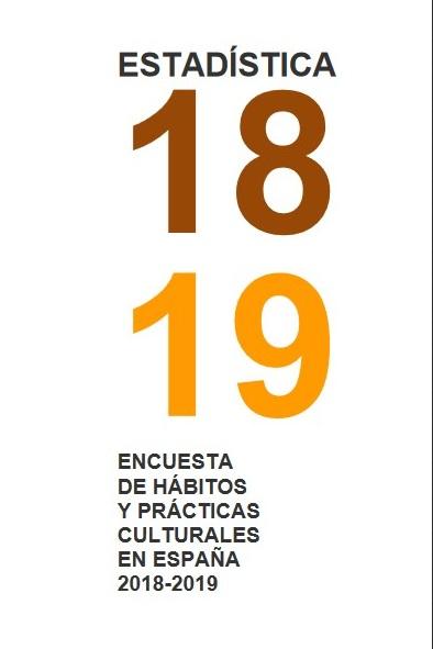publicada-la-encuesta-de-habitos-y-practicas-culturales-de-espana-2018-2019