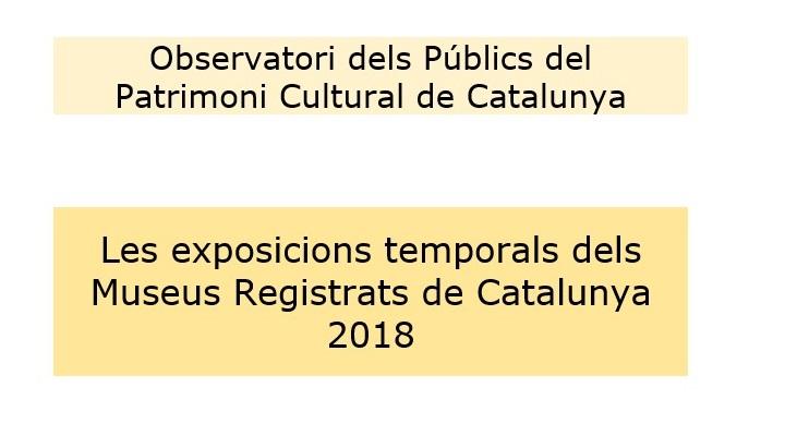 informe-les-exposicions-temporals-dels-museus-registrats-de-catalunya-2018