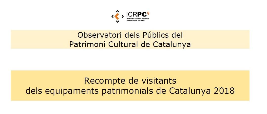 recompte-de-visitants-dels-equipaments-patrimonials-de-catalunya-2018