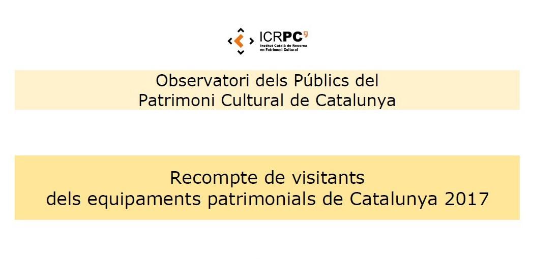 recompte-de-visitants-dels-equipaments-patrimonials-de-catalunya-2017