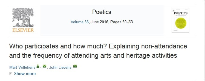 who-participates-and-how-much-explaining-non-attendance-and-the-frequency-of-attending-arts-and-heritage-activities